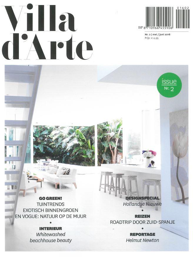 Villa d'arte 2016 issue 2: Passie en vakmanschap