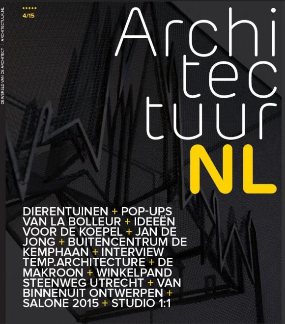 House of Hermeta Holland in ArchitectuurNL